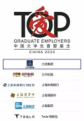 TOP GRADUATE EMPLOYERS of 2020