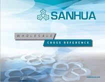 Sanhua Wholesale Cross Reference