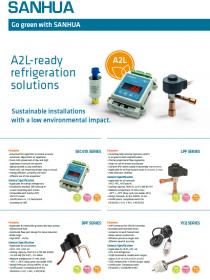 SANHUA A2L Solutions