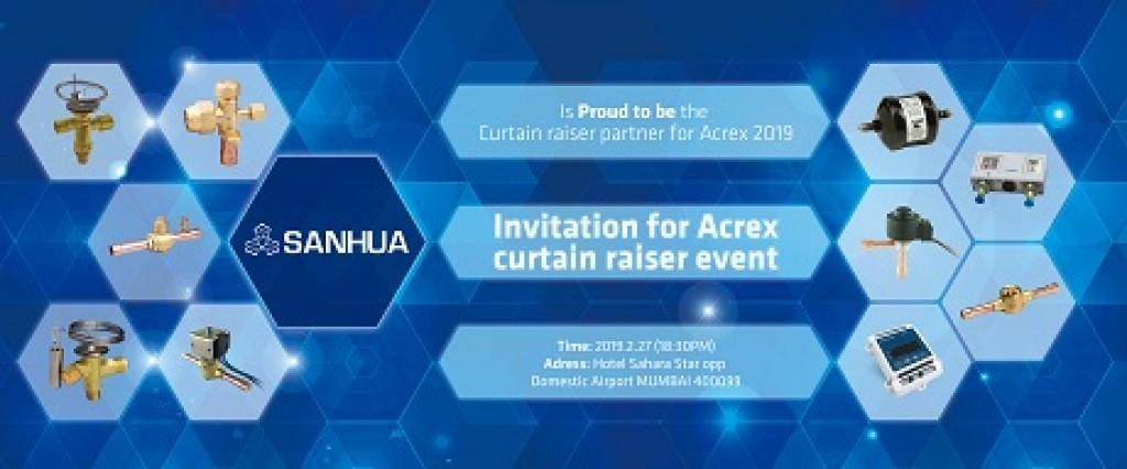 Acrex 2019