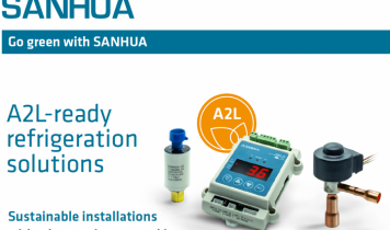 Are you ready for A2L refrigerants? Check out our offer for A2L!