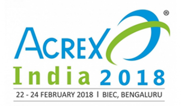 Visit SANHUA at ACREX  - booth no. is D-31, Hall No.-4.