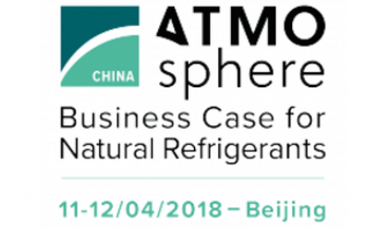SANHUA Participated in the ATMOsphere China Conference
