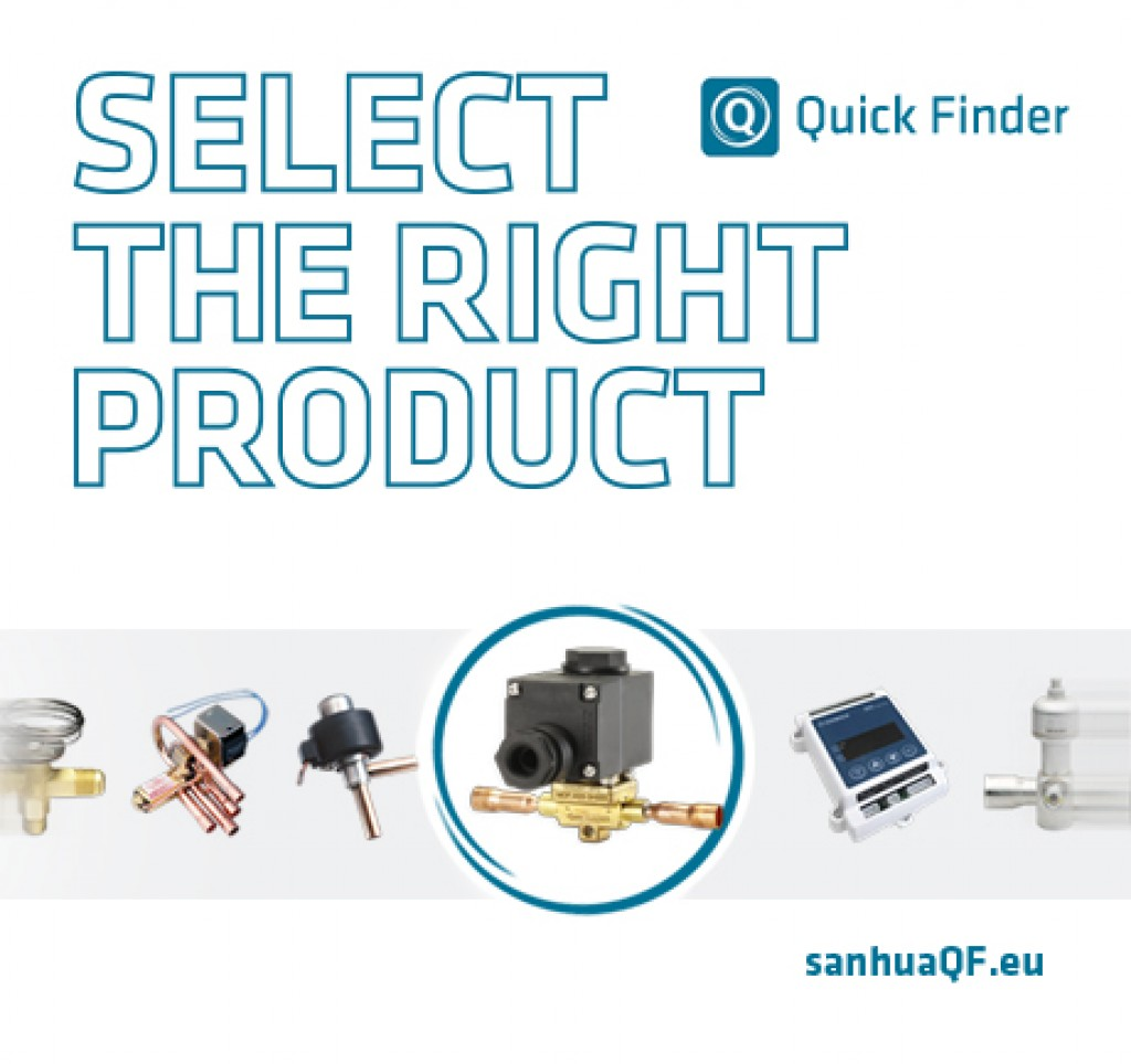 Quick Finder - Select the right product