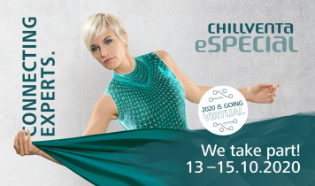 SANHUA is an Exclusive Partner at CHILLVENTA eSPECIAL