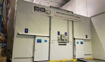 Cold rooms for vaccine storage equipped with Sanhua components