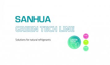 NEW Catalogue: SANHUA Solutions for Natural Refrigerants