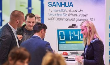Chillventa 2018: great number of visitors – great success for Sanhua Europe