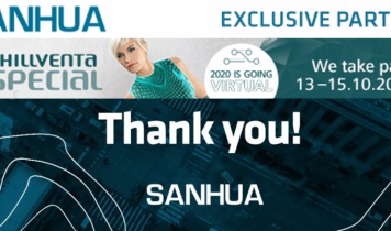 SANHUA at Chillventa eSpecial