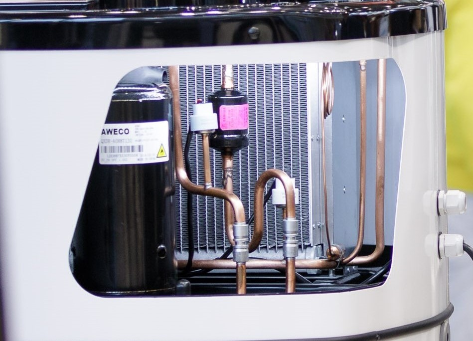 SANHUA Solutions for Heat Pump Manufacturers