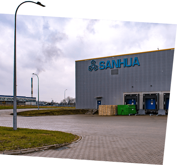 Sanhua | Refrigeration & HVAC Components Manufacturer