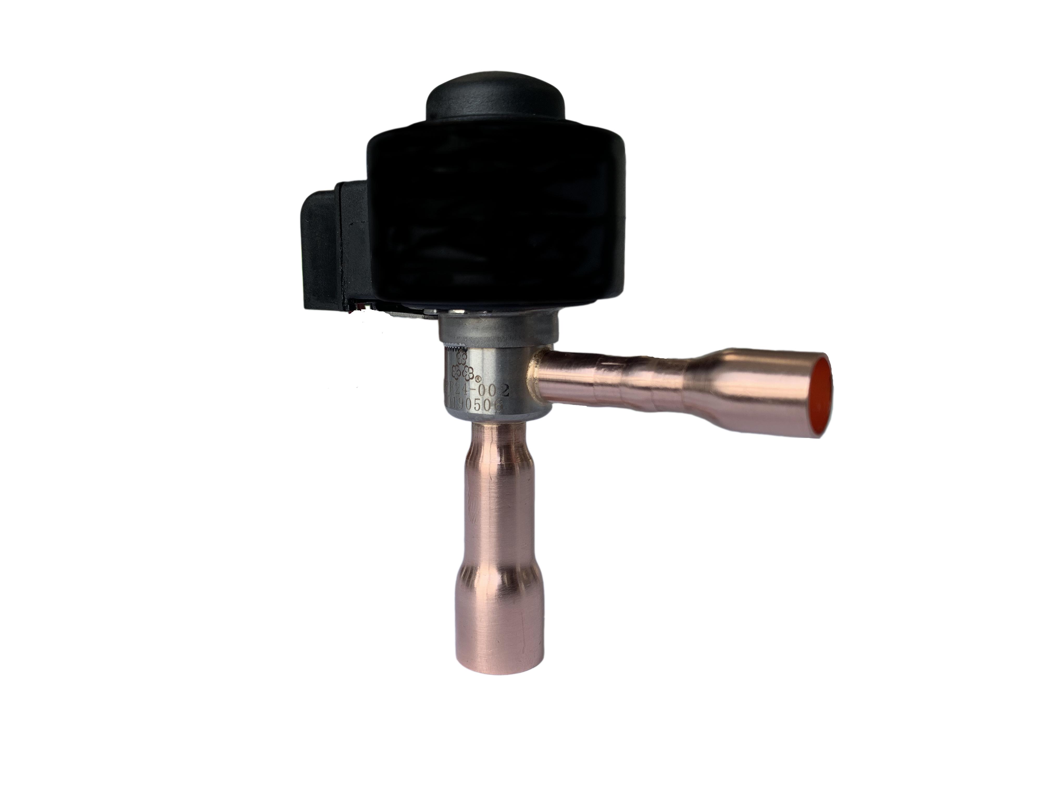Válvula de expansão eletrônica série DPF-TS/S