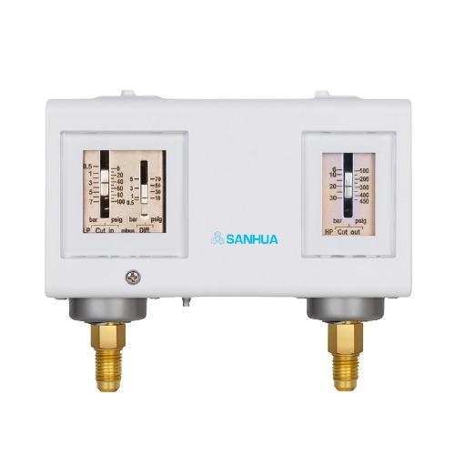 Controles de pressão série PS01 / 50/15