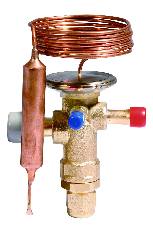 Válvula de expansão termostática série RFGD